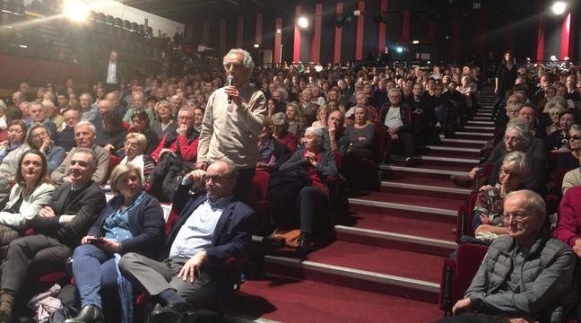 ISF et «cheveux gris»... On vous raconte le grand débat à Neuilly-sur-Seine