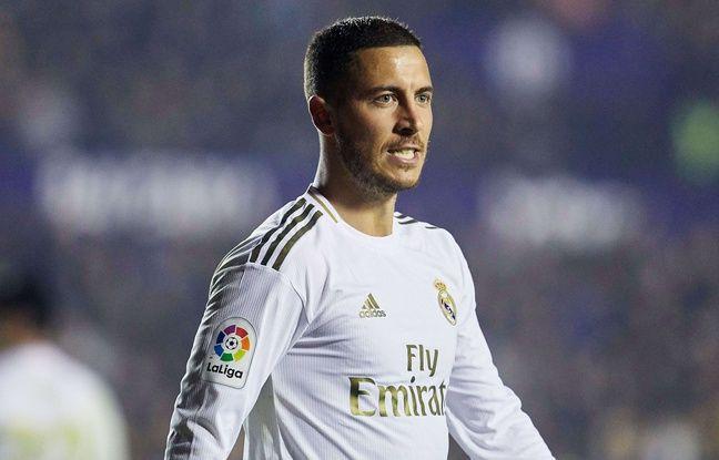 Real Madrid: Eden Hazard opéré de la cheville droite aux Etats-Unis