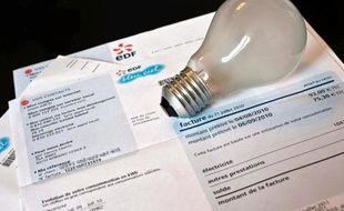 Une factuer EDF