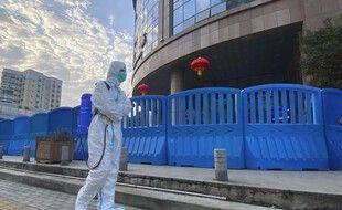 La Chine affirme qu'aucun membre du laboratoire de virologie de Wuhan n'a été infecté par le coronavirus.