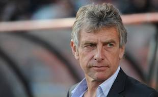 Le coach Christian Gourcuff.