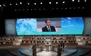 Emmanuel Macron avait pris l'initiative d'organiser le One Planet Summit fin 2017.
