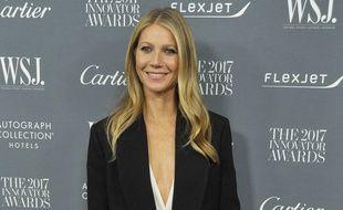 L'actrice Gwyneth Paltrow a pourtant de beaux cheveux mais ça ne suffit pas...