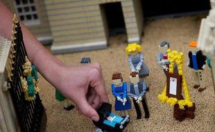 Le danois Lego a annoncé jeudi être devenu le deuxième plus grand fabricant de jouets du monde, porté par une forte croissance en Asie au premier semestre.