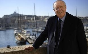 Jean-Claude Gaudin, maire de Marseille, le 12 octobre 2018.
