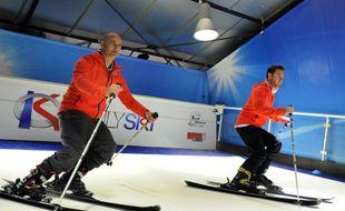 Lyon ouvre la deuxième piste de ski indoor de France.