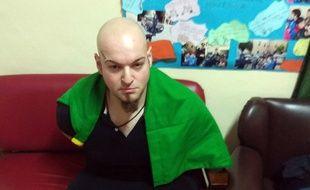 Luca Traini, 28 ans, est soupçonné d'avoir ouvert le feu sur des migrants à Macerata, en Italie, le 3 février 2018.