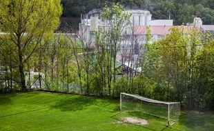 Privé de montée en Ligue 2, Luzenac évolue de nouveau dans le petit village ariégeois de 650 habitants, également connu pour son usine de talc.