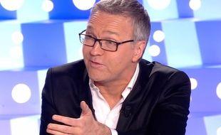 Laurent Ruquier samedi 14 mars 2015 sur le plateau d'On n'est pas couché