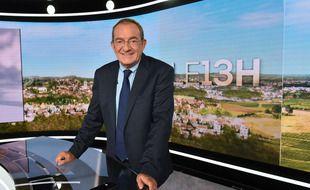 Jean-Pierre Pernaut va quitter le 13 heures de TF1,qu'il presente depuis 1988.