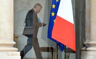 Jean-Marc Ayrault, le 10 avril 2013.