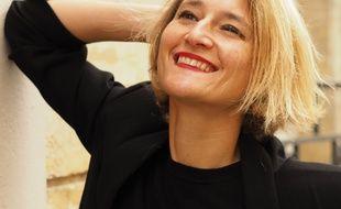 Pénélope Boeuf, podcasteuse, à la tête du studio La Toile Sur Ecoute
