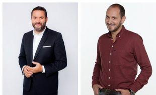 Bruce Toussaint et Karim Rissouli vont présenter une nouvelle émission politique sur France 5 dès septembre 2016