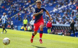 Antoine Griezmann disputera son premier match à domicile depuis son retour à l'Atletico.