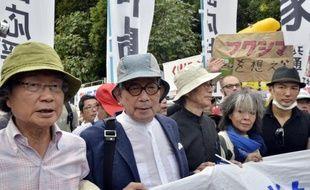 """La pétition """"Au revoir l'énergie nucléaire"""" qui vise à rassembler au moins 10 millions de signatures d'ici à la mi-juillet a déjà recueilli 7,23 millions de paraphes, ont annoncé mercredi soir à Tokyo les responsables de l'opération."""