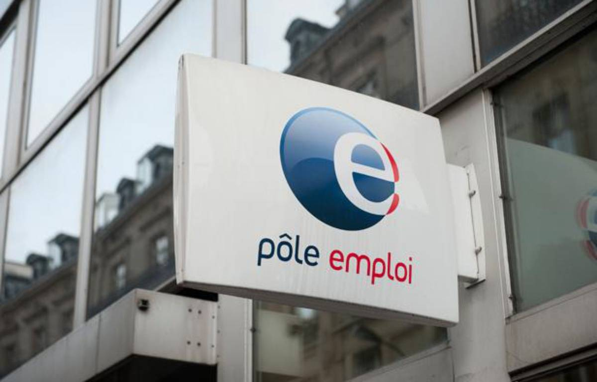 Une agence de pôle emploi à Paris. – A. GELEBART / 20 MINUTES