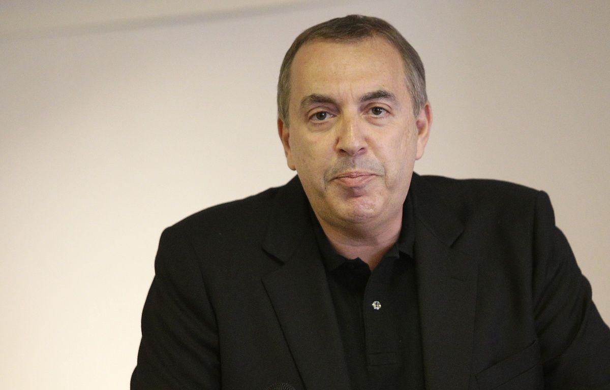 Jean-Marc Morandini en juillet 2016. – GEOFFROY VAN DER HASSELT / AFP