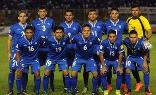 L'équipe du Salvador
