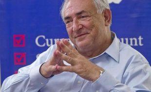 """Le député-maire UMP de Nice Christian Estrosi a jugé mardi """"pas normal"""" que Dominique Strauss-Kahn soit auditionné au Sénat par la commission d'enquête sur les banques."""