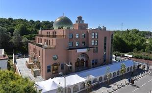 La Grande mosquée de Toulouse.