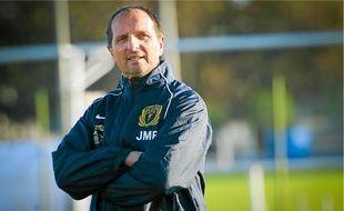 Jean-Marc Pilorget a été entraîneur du Paris FC en 2008-2009 en National.