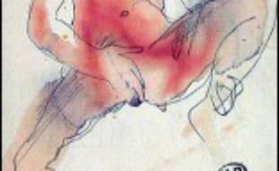 """Le musée Rodin à Paris présente du 22 novembre 2006 au 18 mars 2007 une exposition """"Rodin. Les figures d'Eros. Dessins et aquarelles 1890-1917"""" rassemblant 140 dessins et aquarelles du sculpteur."""