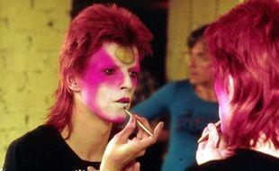 David Bowie en 1973