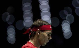 Nadal s'est plaint des horaires des matchs en nocturne de la Coupe Davis nouvelle formule.