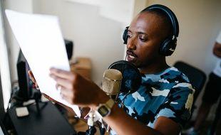 Le rappeur Soprano a prêté sa voix pour l'application de révisions Studytracks.