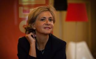 """La présidente de la région Ile-de-France Valérie Pécresse lance un nouveau mouvement nommé """"Libres!"""" au sein du parti Les Républicains."""