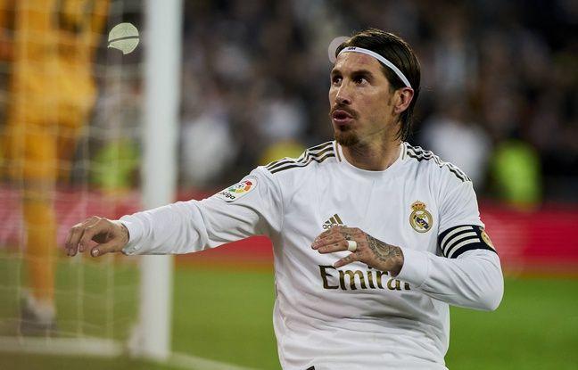 Real Madrid : Zidane « serait très heureux » que Sergio Ramos participe aux JO
