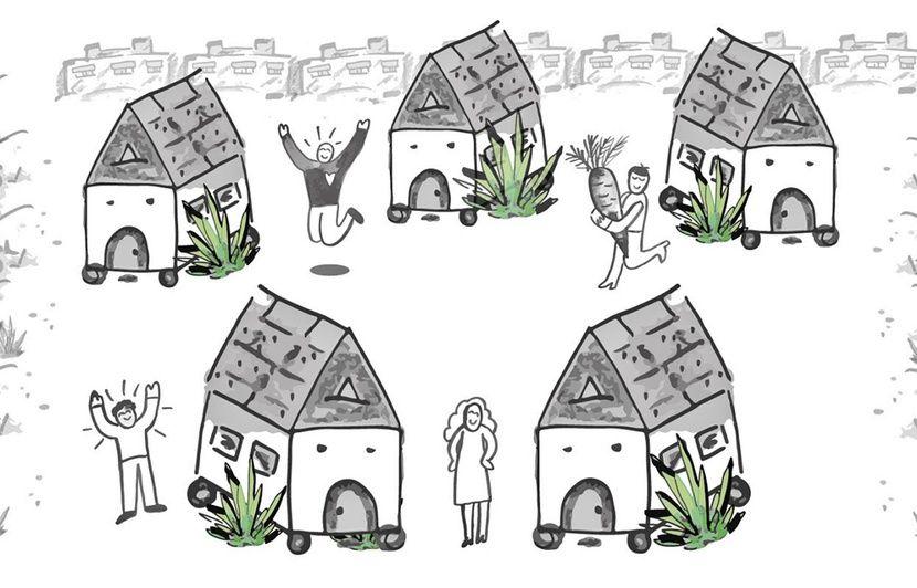 Lille : Une association aide les sans-abri en louant le logement de particuliers