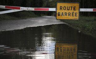 Des inondations, dans le Gard, en 2014 (Archives)