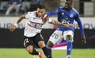 La victoire de Nice à Strasbourg