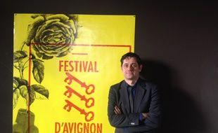 Olivier Py, mars 2014