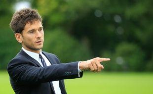 NANTES, le 17/09/2013 Franck KITA, directeur general delegue du FC Nantes