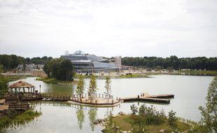 Villages Nature offre de vastes espaces entre terre et eau.