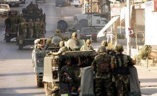Le président libanais Michel Sleimane a exhorté la puissante formation chiite Hezbollah à mettre fin à sa participation aux combats en Syrie, estimant que cette implication provoquait des tensions au Liban.