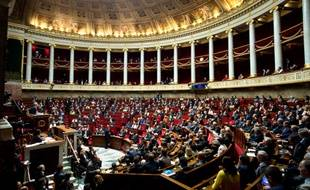 L'Assemblée nationale - Illustration