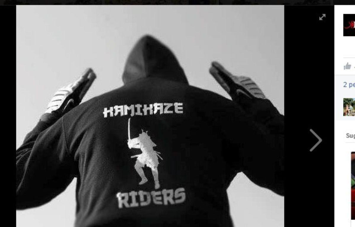 Capture d'écran d'une photo postée sur Facebook par le club  – Kamikaze Riders via Facebook