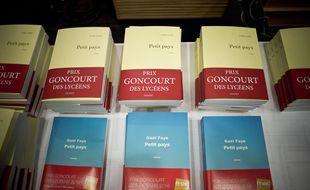 Le Goncourt des lycéens est l'un des prix les plus prescripteurs pour les ventes de livres.