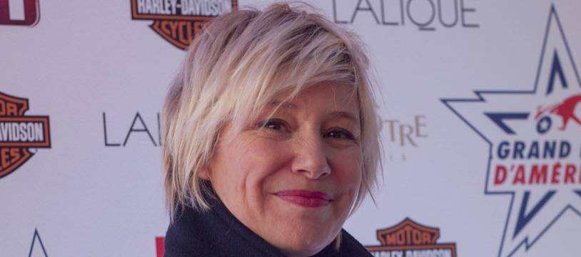 Maïtena Biraben à Vincennes en janvier 2019.