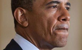 Barack Obama a renouvelé lundi son appel à laisser expirer les cadeaux fiscaux des plus aisés, un sujet sensible à moins de quatre mois de la présidentielle américaine et qui se heurte à l'hostilité de ses adversaires républicains en position de force au Congrès.