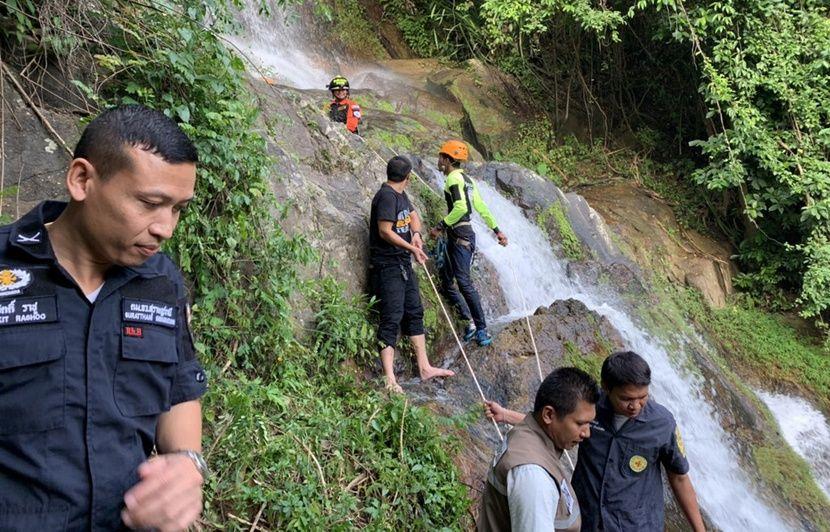 Thaïlande : Un touriste français meurt en prenant un selfie près d'une cascade