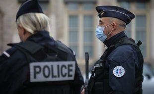 La police (illustration).