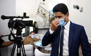 Nasser Al-Khelaïfi est très remonté contre Mediapro.