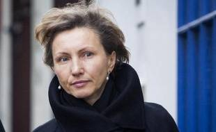 Marina Litvinenko, veuve de l'ancien espion russe Alexandre Litvinenko, à Londres le 27 janvier 2015