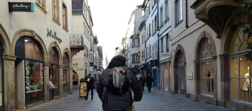 Strasbourg est fortement touchée par le vol de vélos, comme ailleurs.