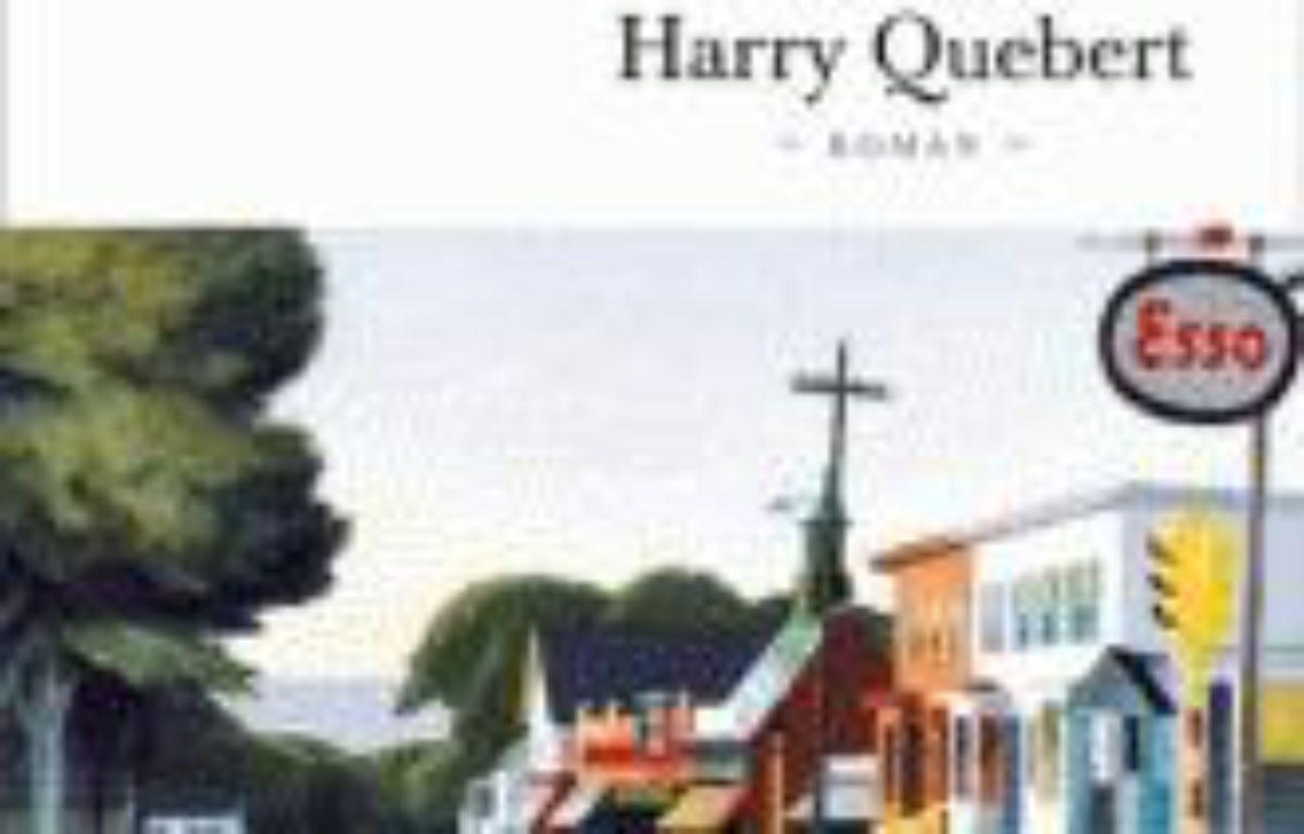 La vérité à propos de l'affaire Harry Québert – Le choix des libraires
