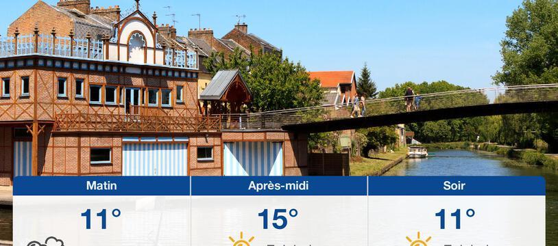 Météo Amiens: Prévisions du lundi 25 octobre 2021